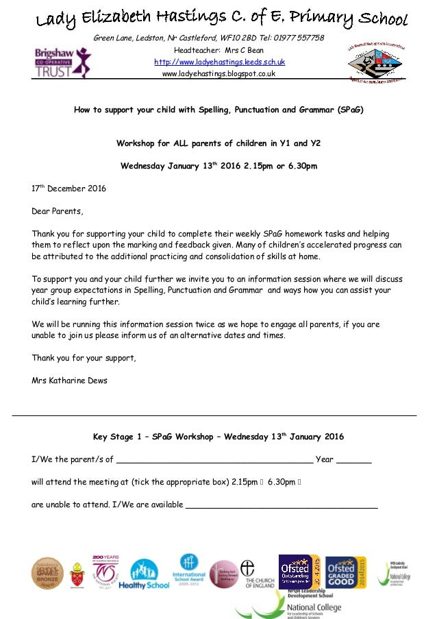 Green Lane, Ledston, Nr Castleford, WF10 2BD Tel: 01977 557758 Headteacher: Mrs C Bean http://www.ladyehastings.leeds.sch....
