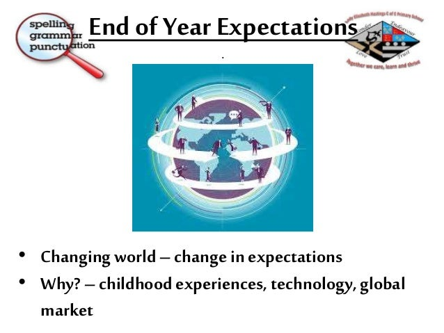 End of Year Expectations Statutory assessment guidance 2016 – Y2 Each of the three standards within the interim framework ...