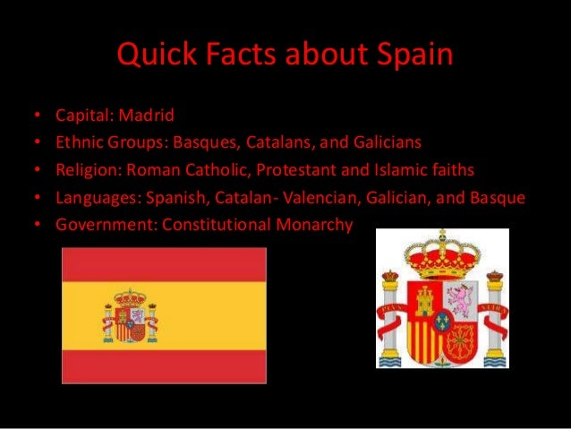 Spain Slide 2