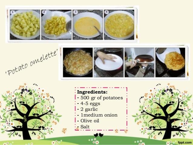 te'                elet      tato om'P   o                          Ingredients:                          - 500 gr of pota...