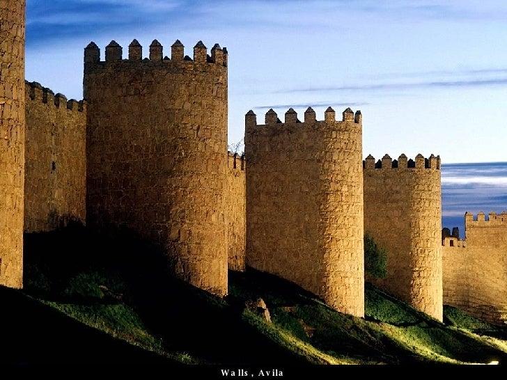 Walls, Avila