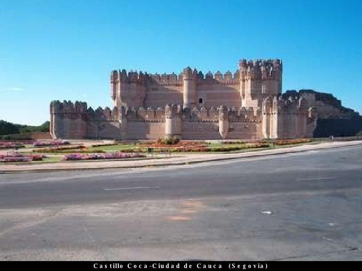 Castillo Coca-Ciudad de Cauca  (Segovia)