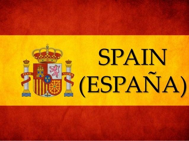SPAIN (ESPAÑA)