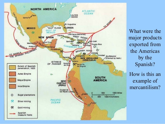 Colonization Latin America