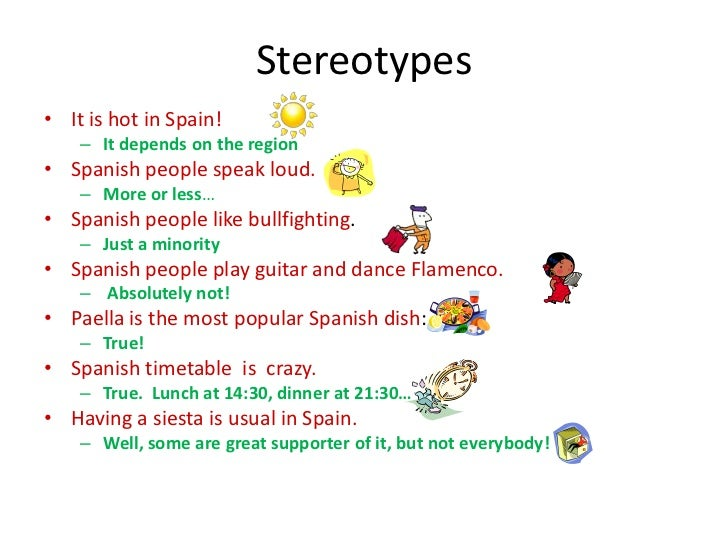 Latino stereotypes - yay or nay - YouTube |Spanish Stereotypes List