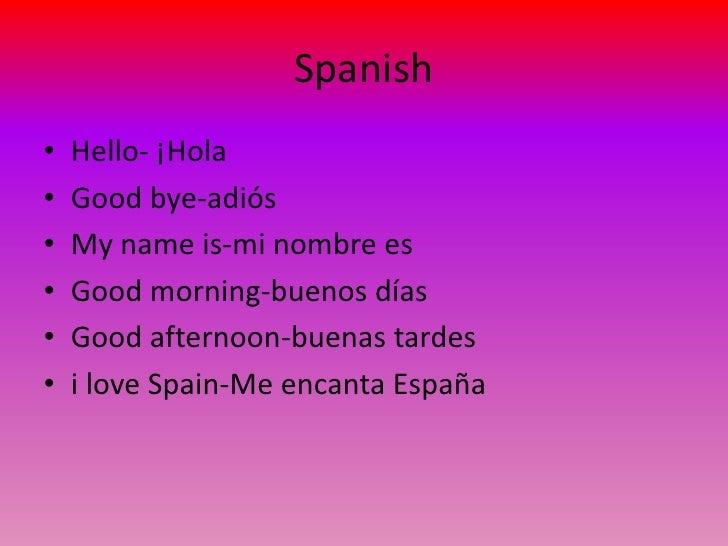 Good Morning Love Of My Life In Spanish : Good morning my love in spanish pics impremedia