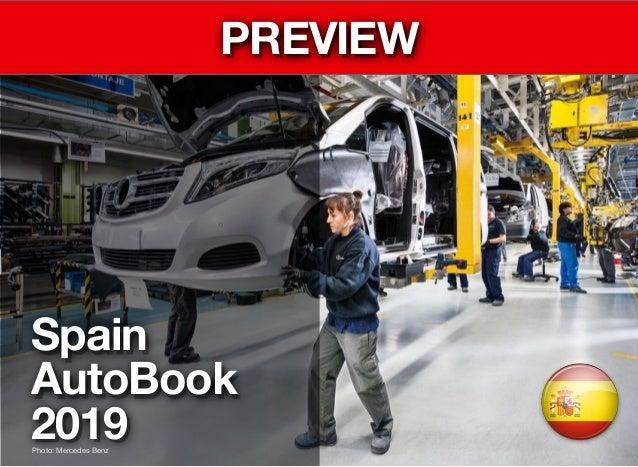 Spain AutoBook 2019Photo: Mercedes Benz c PREVIEW
