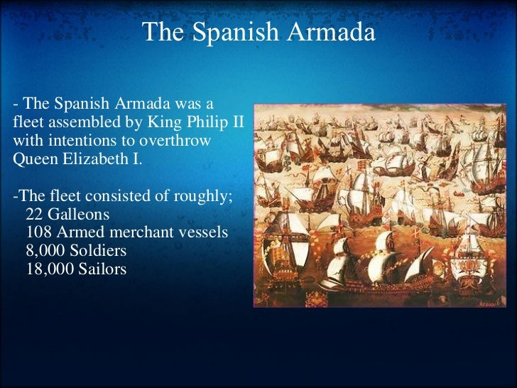 the spanish armada during the 15th century Theatre in late 16th century england  during the late 16th century  the spanish armada was defeated, and there was.