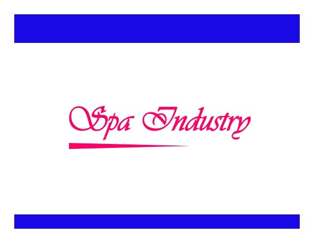 Spa Industryp y