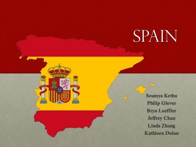 Spain Soumya Kethu Philip Glover Bryn Loeffler Jeffrey Chan Linda Zhang Kathleen Dolan