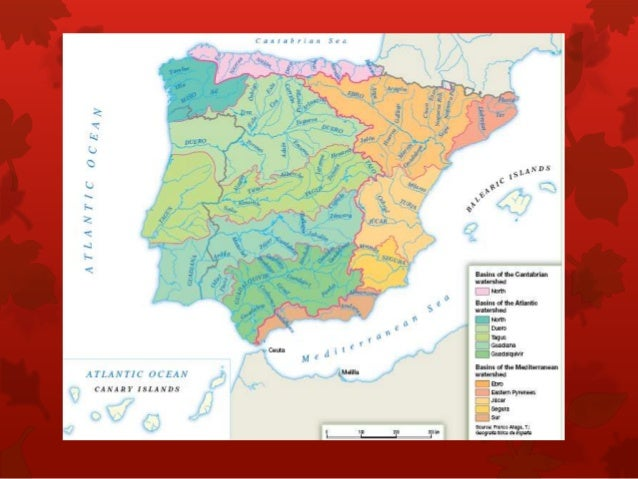 B. CENTRAL PLATEAU The Central Plateau is in the centre of peninsular Spain. In many areas the landscape is very flat, but...