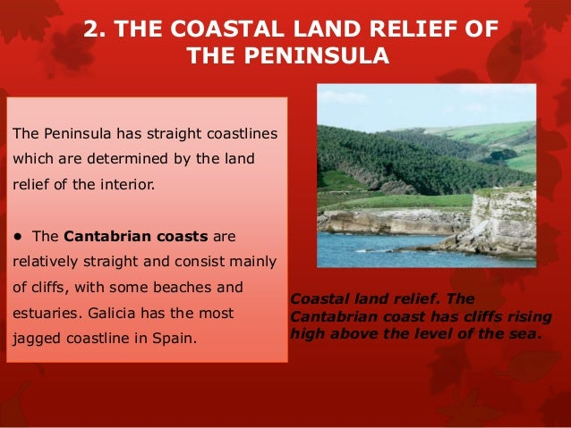 • The Atlantic coast of Andalusia is low and sandy. It is charactherised by its marshes and other sand formations such as ...