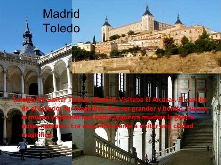 Spain project Slide 3