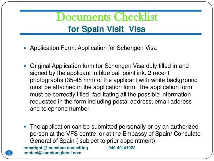 Spain visit visa sanctum consulting stopboris Choice Image