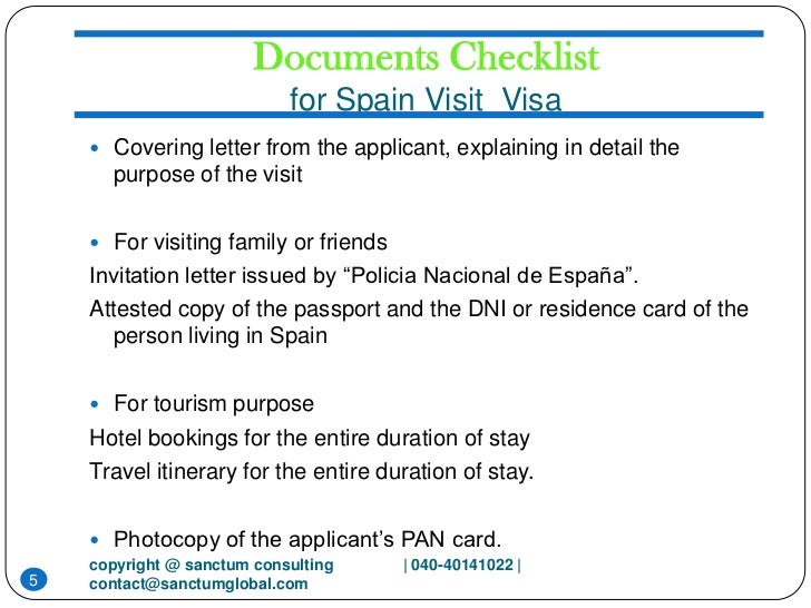 Traveling To Spain From Us Visa