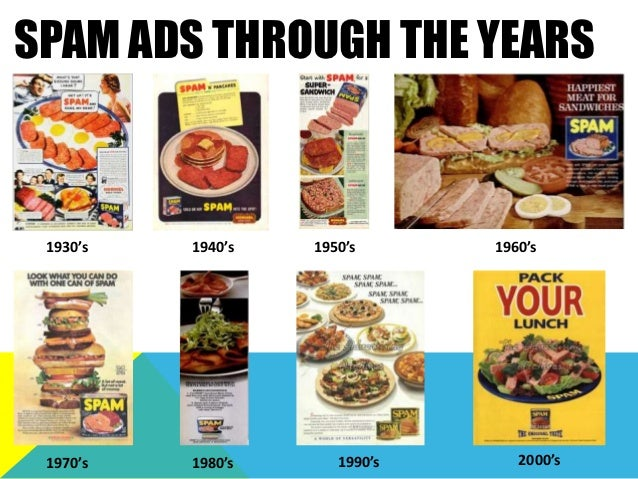 Vintage ad for Spam, 'the Hormel meat of many uses' - Found in ...