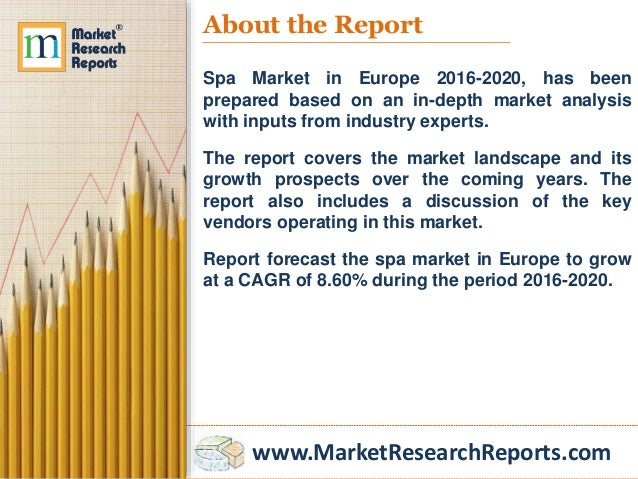 spa market analysis