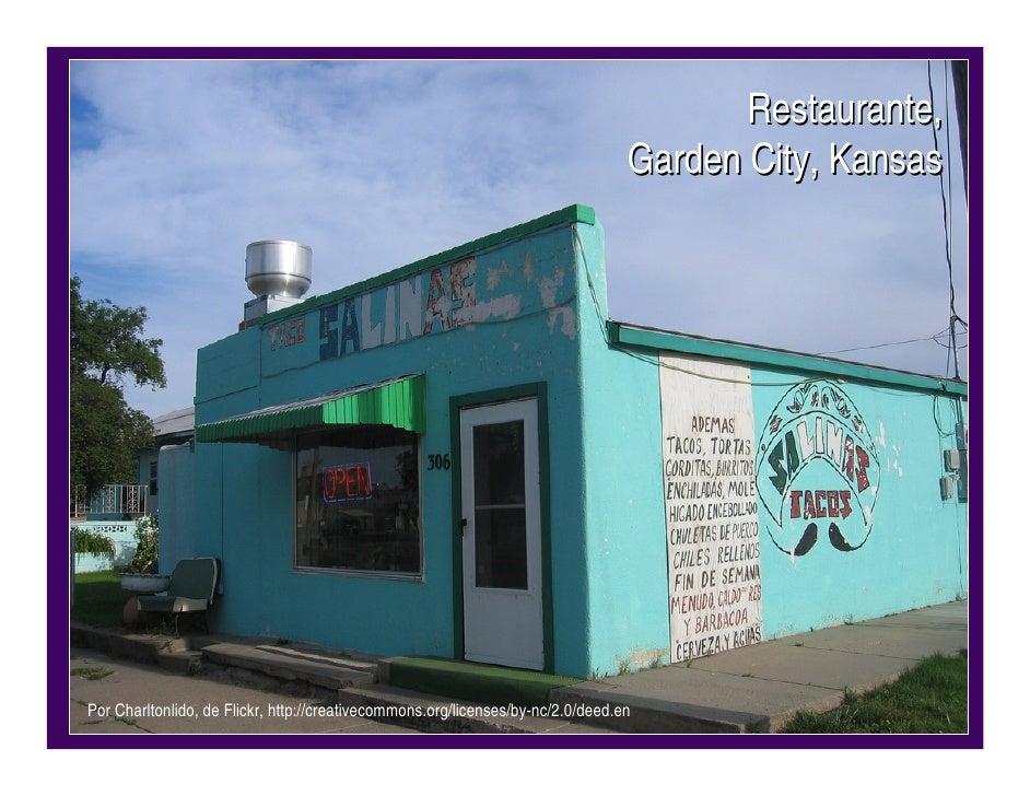 Restaurante,                                                                                  Garden City, Kansas     Por ...