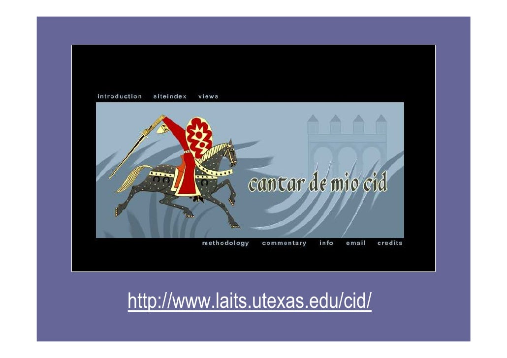 http://www.laits.utexas.edu/cid/