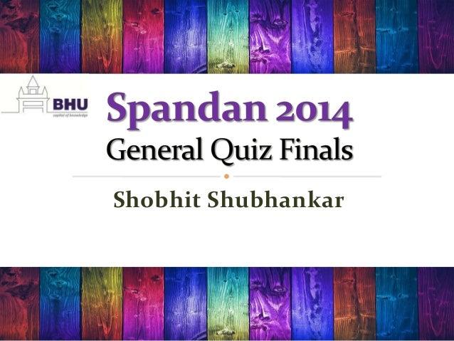 Shobhit Shubhankar