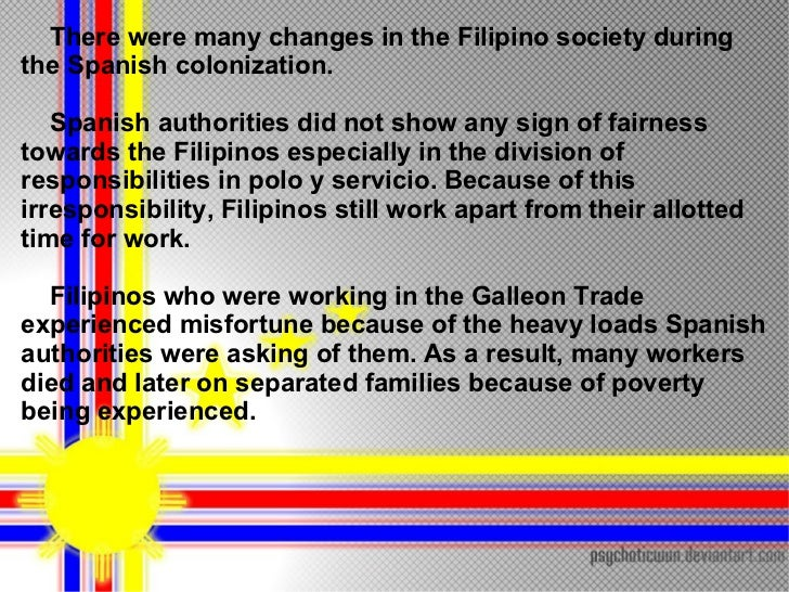 philippine literature under spanish colonization From 1972-1986 the philippines was under the dictatorship of ferdinand (who had suffered under spanish colonialism a history of colonialism and oppression.