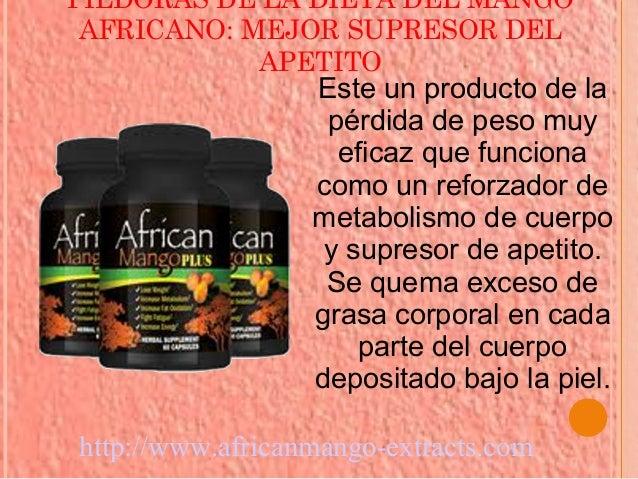Píldoras de la dieta de Mango africanos Canadá