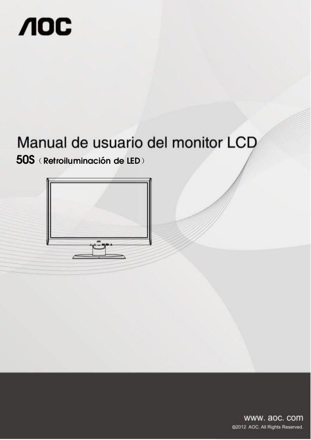 50S(Retroiluminació n de LED)