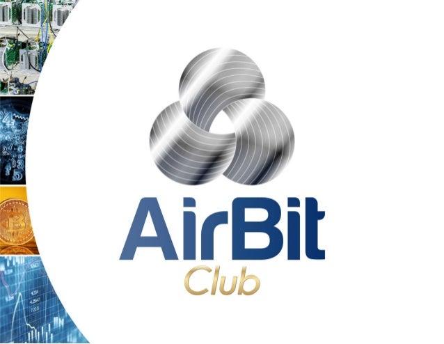 AirBit Club fue fundado con el objetivo de proveer la mejor información sobre Bitcoin, Sus origenes, beneficios, como util...