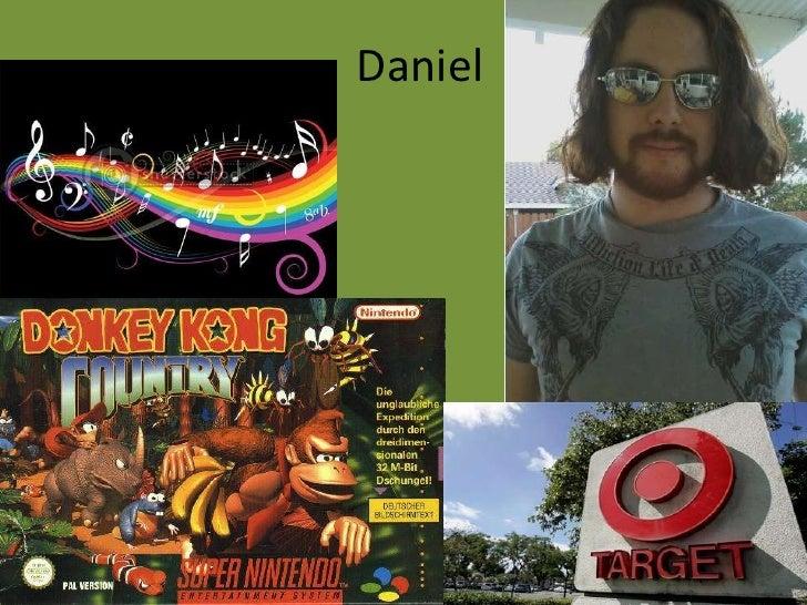 Daniel<br />