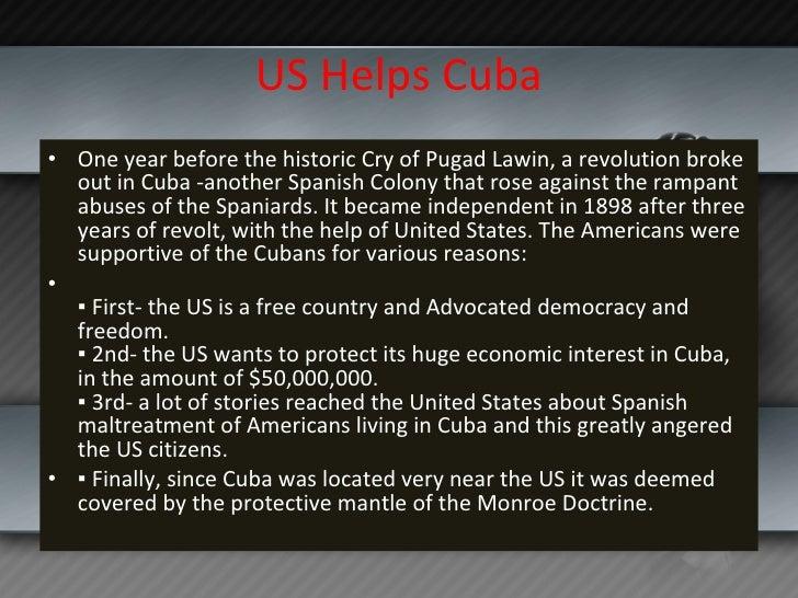Spanish American War Slide 2