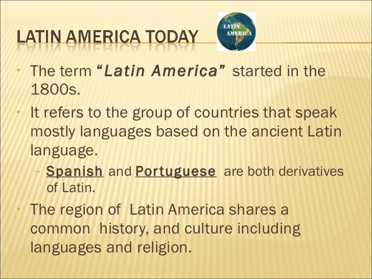 "influence of the spaniards on the modern usa Continue reading ""to what extent was the united states  the policies of wahhab still influence the modern  most of the native spaniards built."