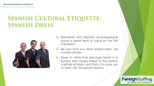 business culture in spain Spain, spanish etiquette, business culture, manners, and geert hofstede analysis.