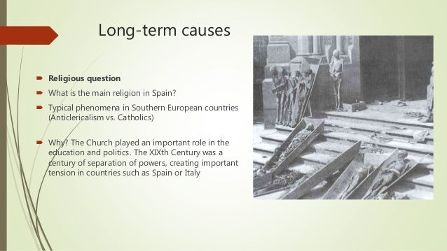 causes of the spanish civil war essays The spanish civil war broke out in 1936 due to economic differences leading to  divisions and a lack of understanding causing people to desire change and.