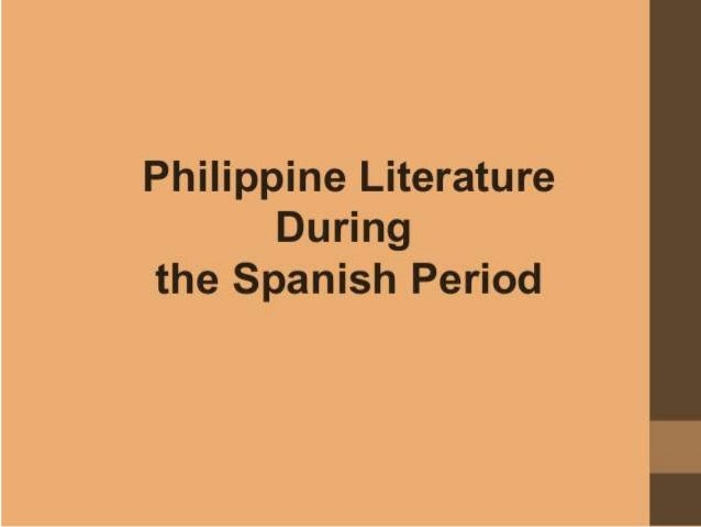 spanish writers in the philippines Project gutenberg's a history of the philippines,  as he is the first of the spanish writers to mention it and as his notice is quite complete.