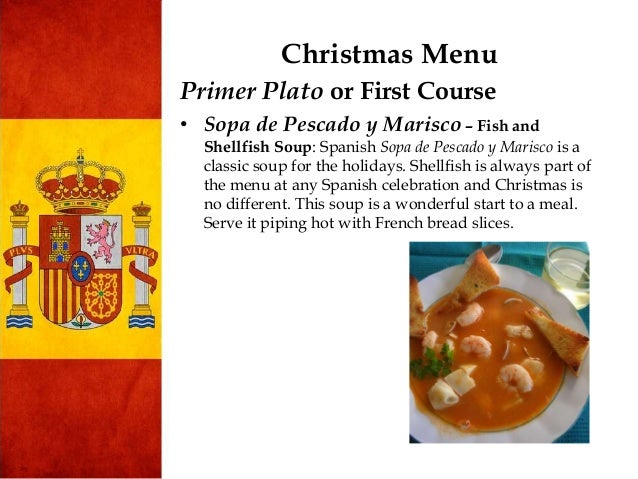 Spanish cuisine christmas forumfinder Image collections