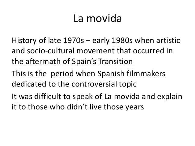 Spanish film history