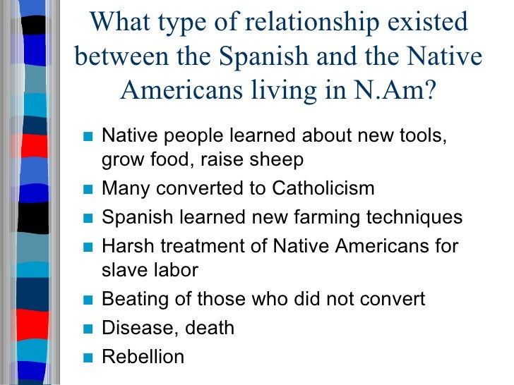 explain why the treatment of indigenous Native americans, treatment of (spain vsengland) (issue) when christopher columbus landed on the island of hispaniola in 1492, he met natives there when this was reported to queen isabella of spain, she immediately decreed that the natives (indians as the spanish would call them) were her subjects and were morally equal to all her other subjects including the spaniards themselves.