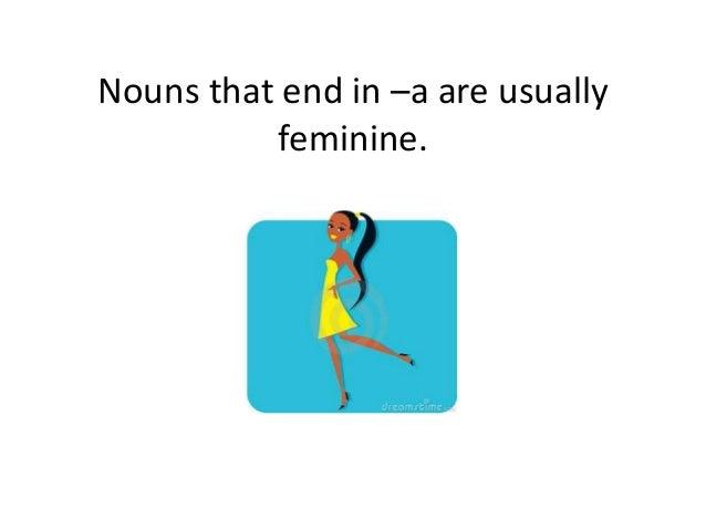 Spanish Gender amp Number : spanish gender number 6 638 from www.slideshare.net size 638 x 479 jpeg 19kB
