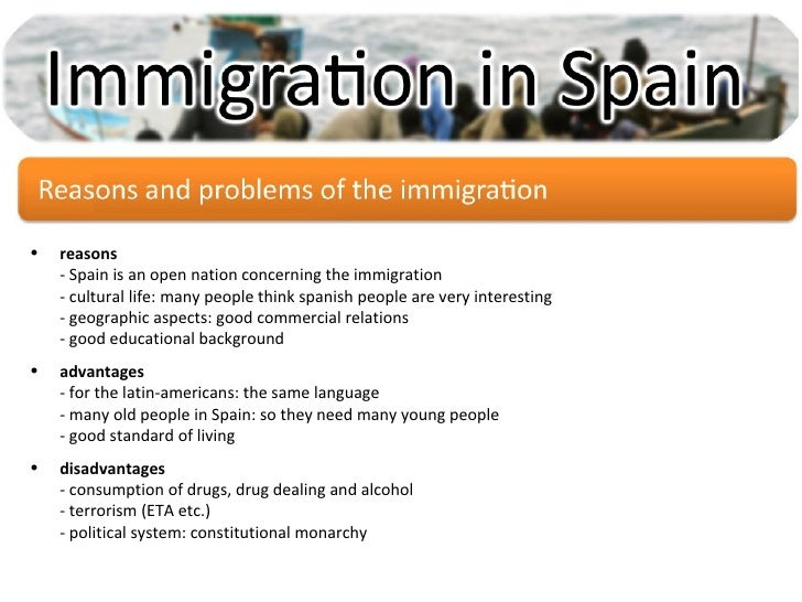 Spanish Immigration
