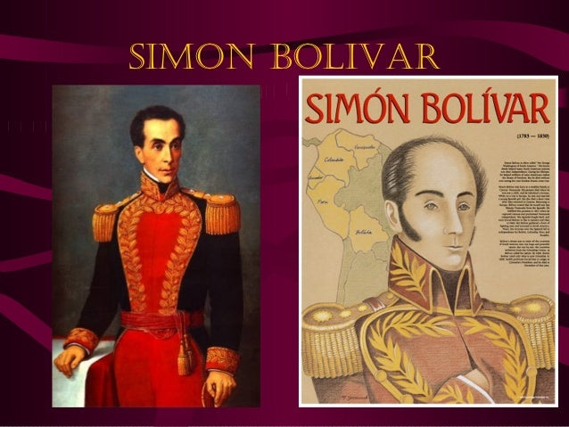 an analysis of the republic of bolivia named after simon bolivar Bolivia is named for simon bolivar has a country ever been named after a person the dominican republic was named for st dominic.