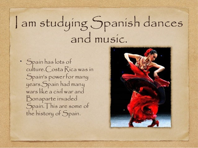 spanish music culture Spanish music is music in spanish language and has great part of your origin in spain and latin america music of spain is a fundamental part of culture and folklore of the country including the different styles developed in the history.