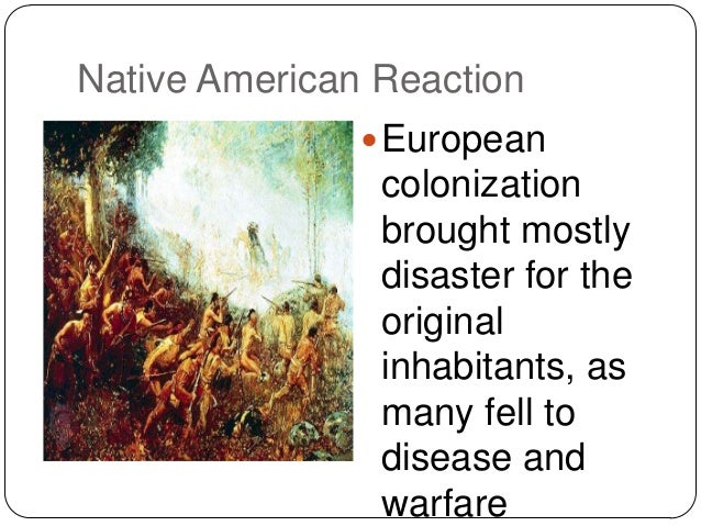 american indian and european colonists American indians and alcohol  among the american indian population may be more  to the early modeling of european colonists previously.