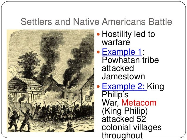 relationships between the native americans and the settlers from jamestown and plymouth What were the most difficult challenges faced by the plymouth and jamestown settlers - 1935375 and relations with some of the local native american tribes.