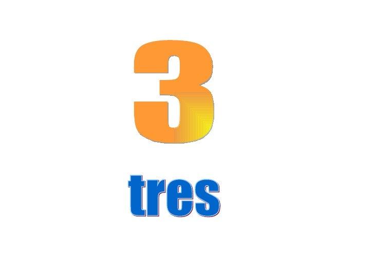 3 spanish