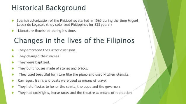 historical background of literature