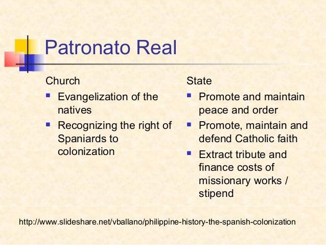 Spanish period last