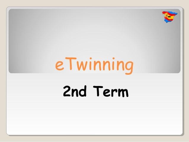 eTwinning2nd Term