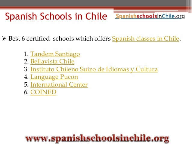 Learn Spanish in Chile at ECELA Santiago - YouTube
