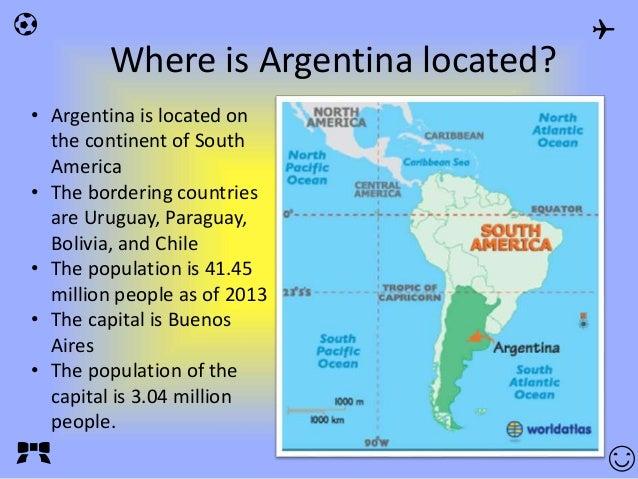 Argentinajpgcb - Where is argentina