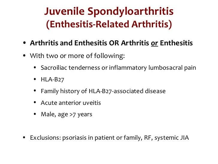 What is Spondyloarthritis? What is Psoriatic Arthritis?